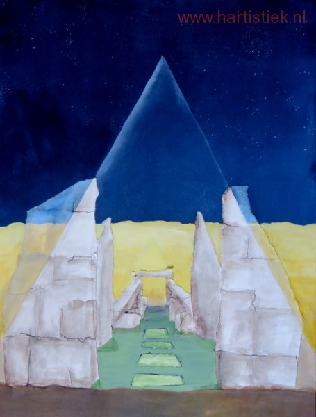 Osirion driehoek
