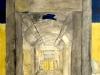 beelden vanuit de Isis-kapel in de SetiTempel te Abydos