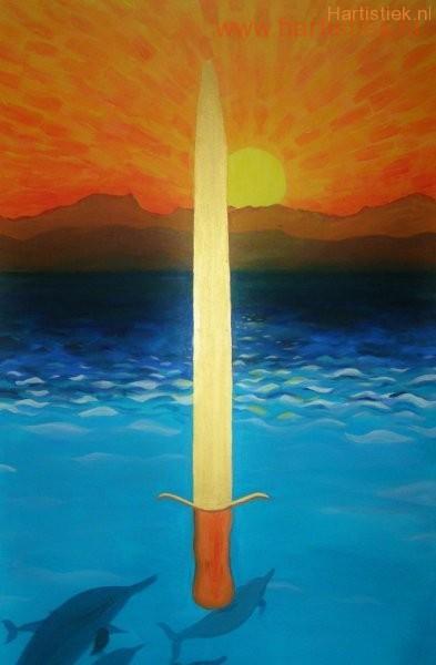 Het gouden zwaard