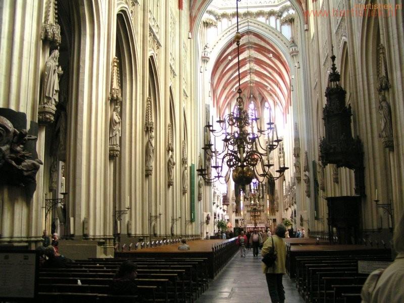St.Janskathedraal, s'Hertogenbosch (mijn geboorteplaats)