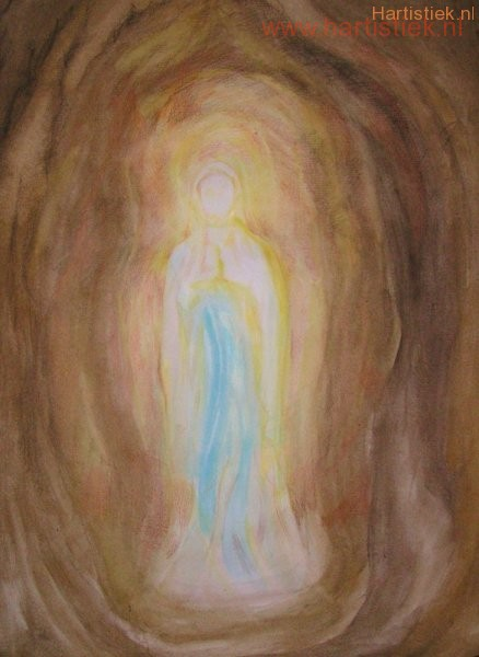 7 Moeder Maria in Lourdesgrot
