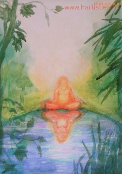 """33 """"Meditatie in de natuur"""""""