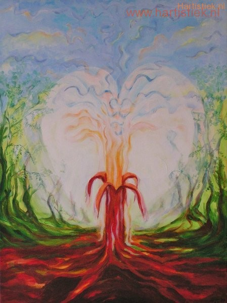 """4 """"energieën in de natuur"""""""
