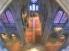 Kathedraal van Chartres met roosvenster.